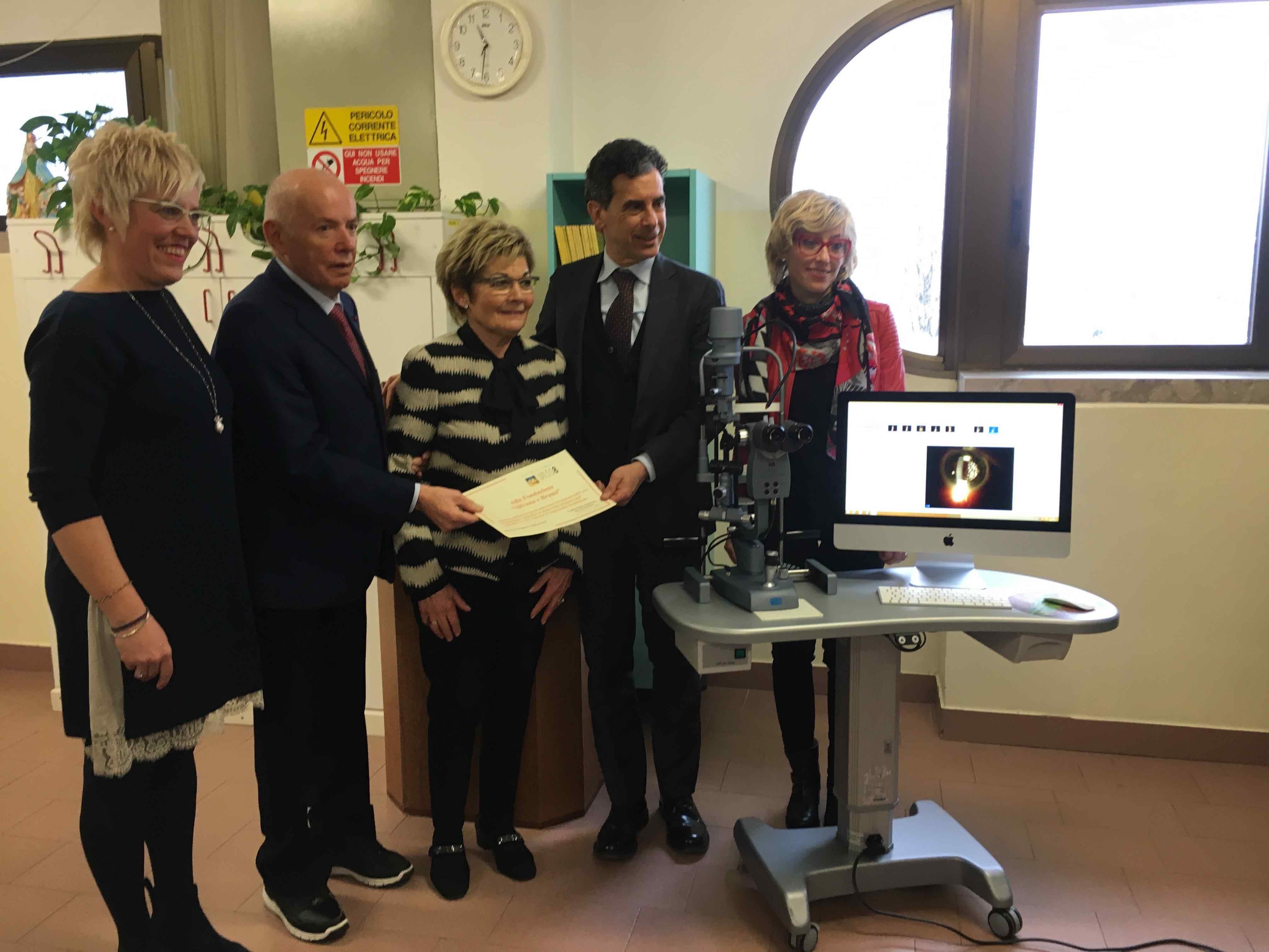 Donazione Ospedale Montecchio M. 2_2_17