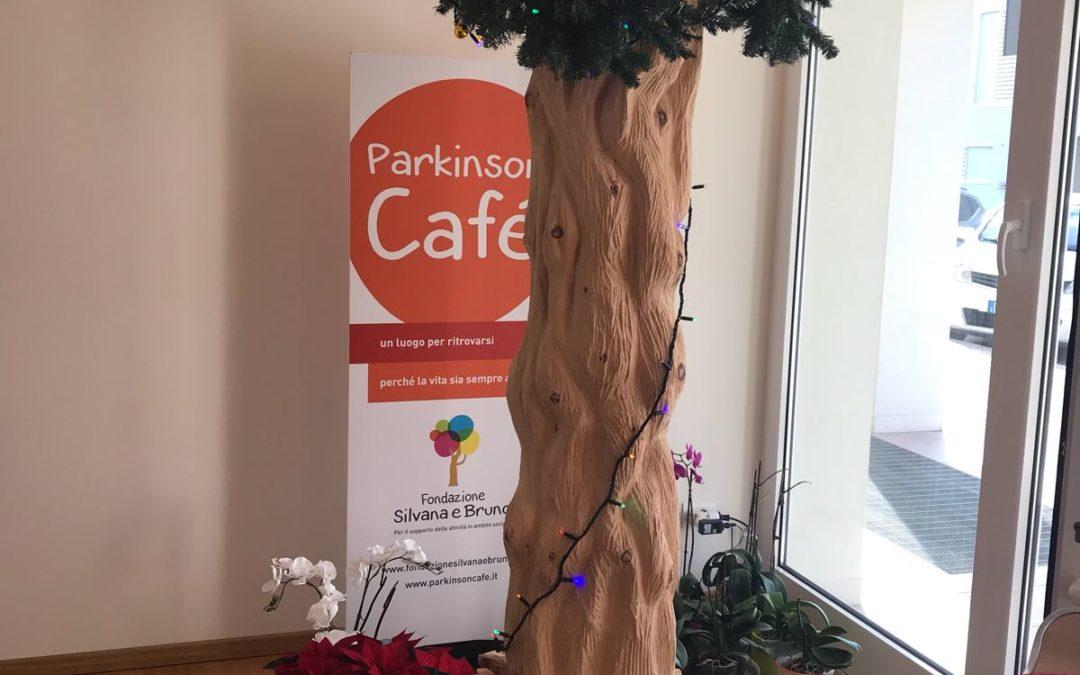 LA MUSICA DI NATALE AL PARKINSON CAFE'
