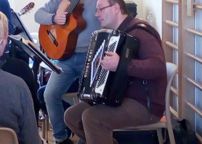 Concerto Natale Parkinson Cafè