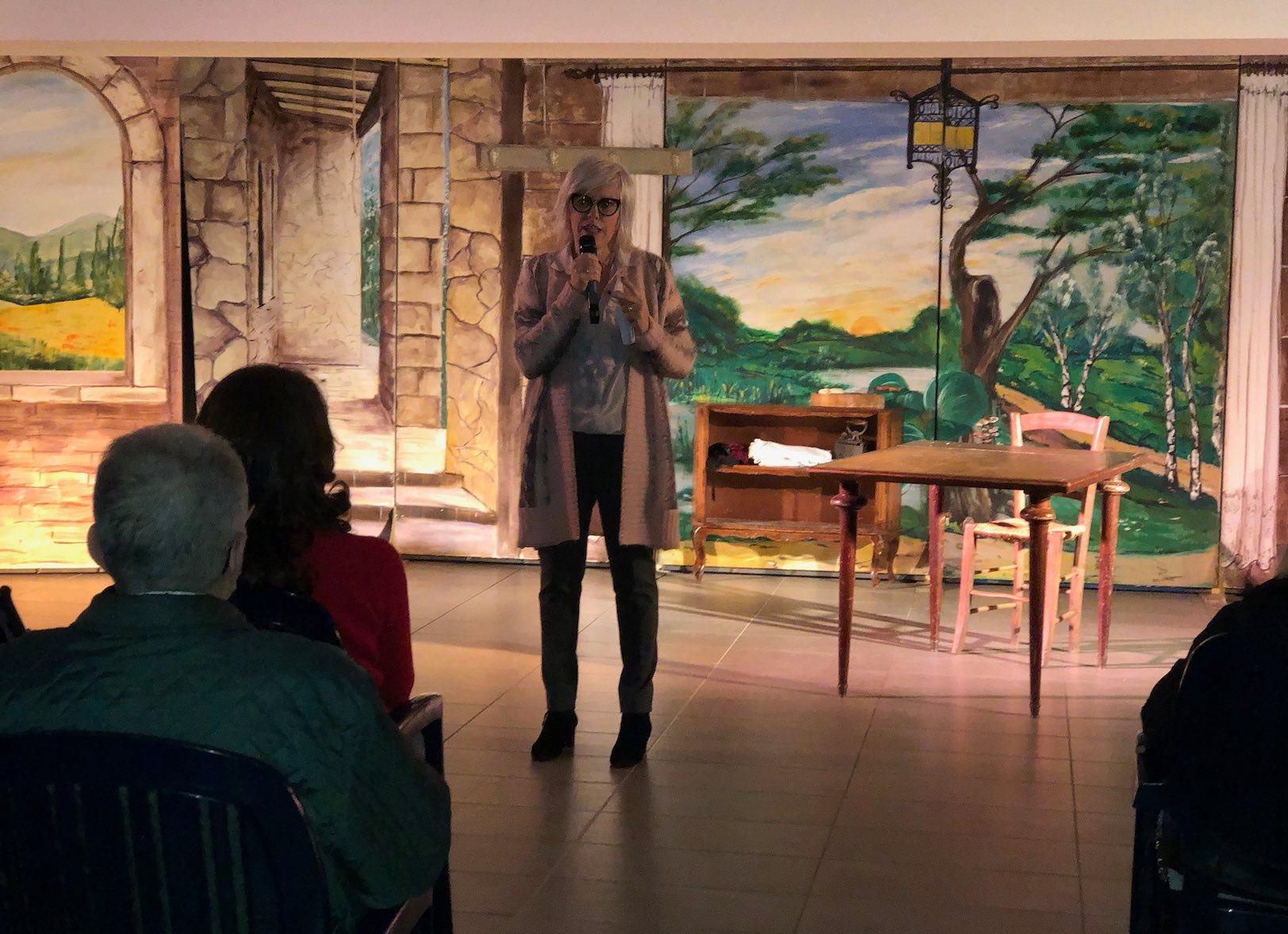 TEATRO AL PARKINSON CAFE NATALE 2019_2
